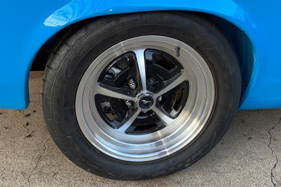 17 Inch Wheel Package